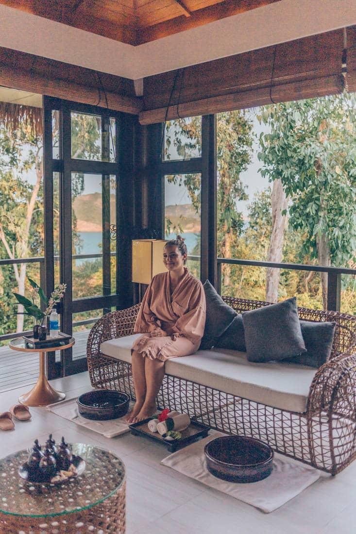 Spa, Anantara Quy Nhon Villas, Vietnam