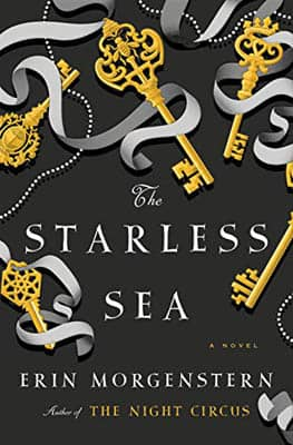 The Starless Sea by Erin Morgenstern | 2021 Book Challenge