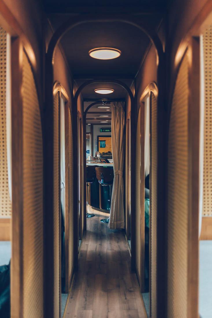 Vietage Hallway, Vietnam