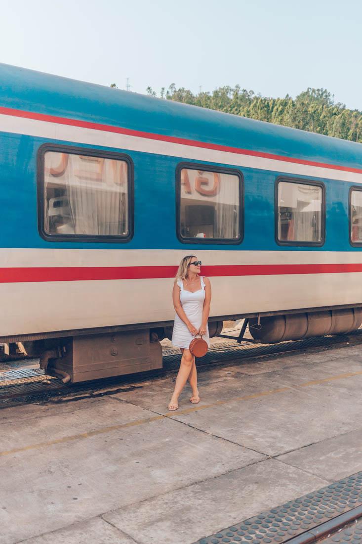 Quy Nhon Train Station, The Vietage, Vietnam