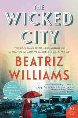 The Wicked City by Beatriz Williams | 2021 Book Challenge