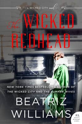 The Wicked Redhead by Beatriz Williams | 2021 Book Challenge