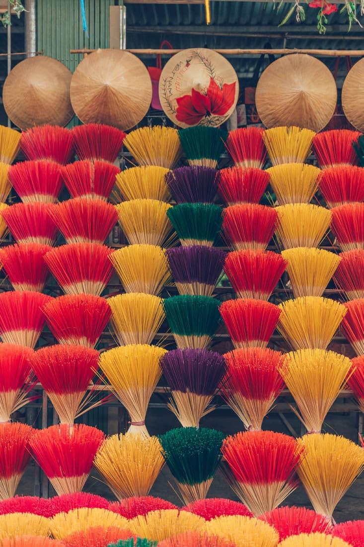 Incense Village, Hue, Vietnam