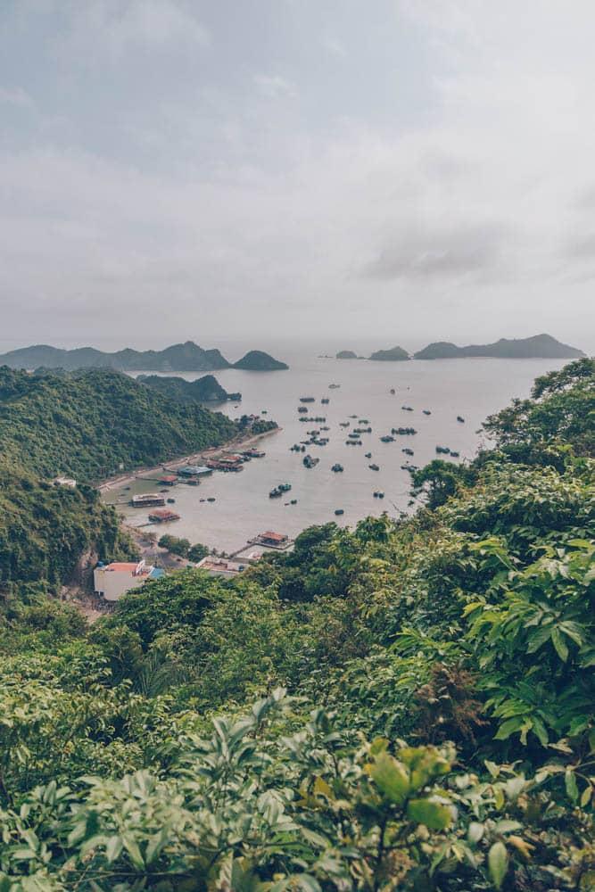 Cannon Fort, Cat Ba Island, Halong Bay, Vietnam