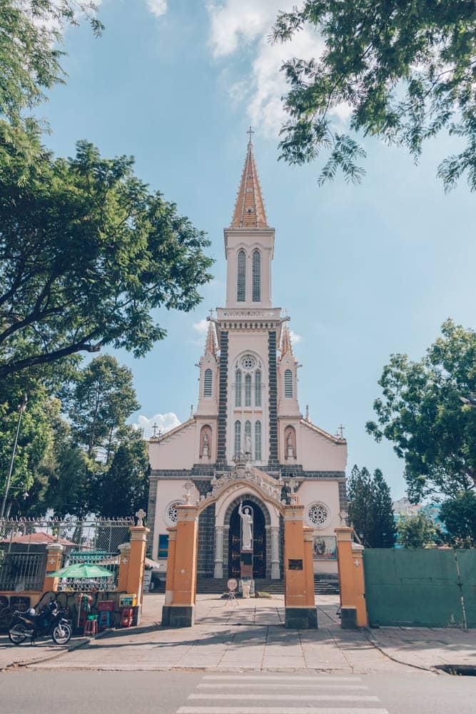 Huyen Si Church, HCMC, Vietnam