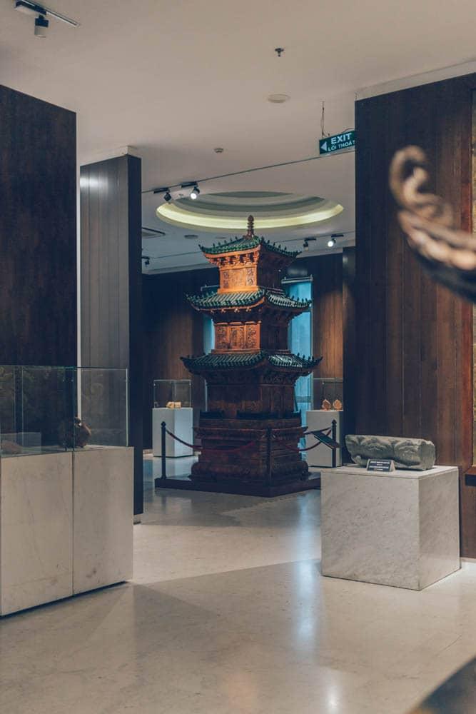 Quang Ninh Museum, Halong City, Vietnam