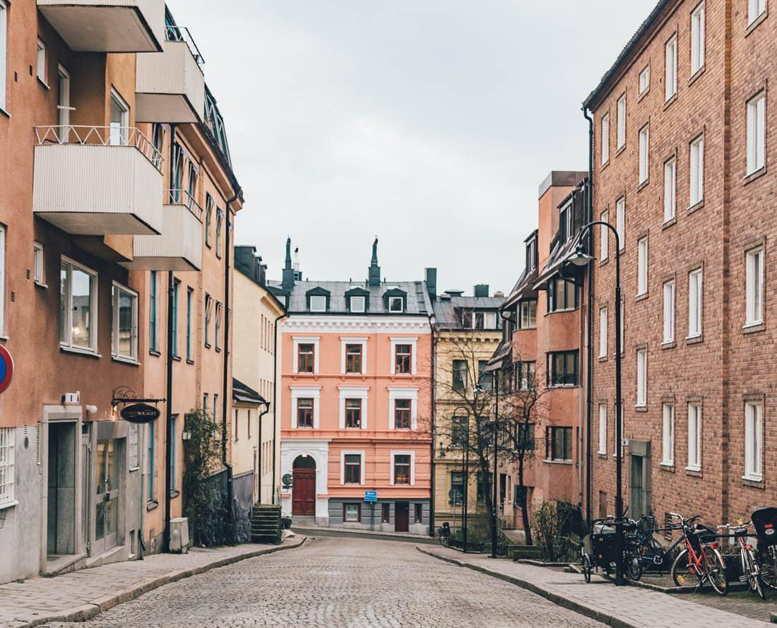 Sodermalm, Stockholm, Sweden - 3 days in Stockholm itinerary