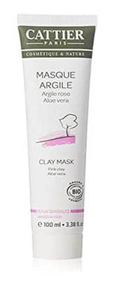 Cattier Pink Clay Mask