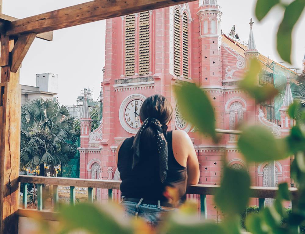 Churches in Saigon