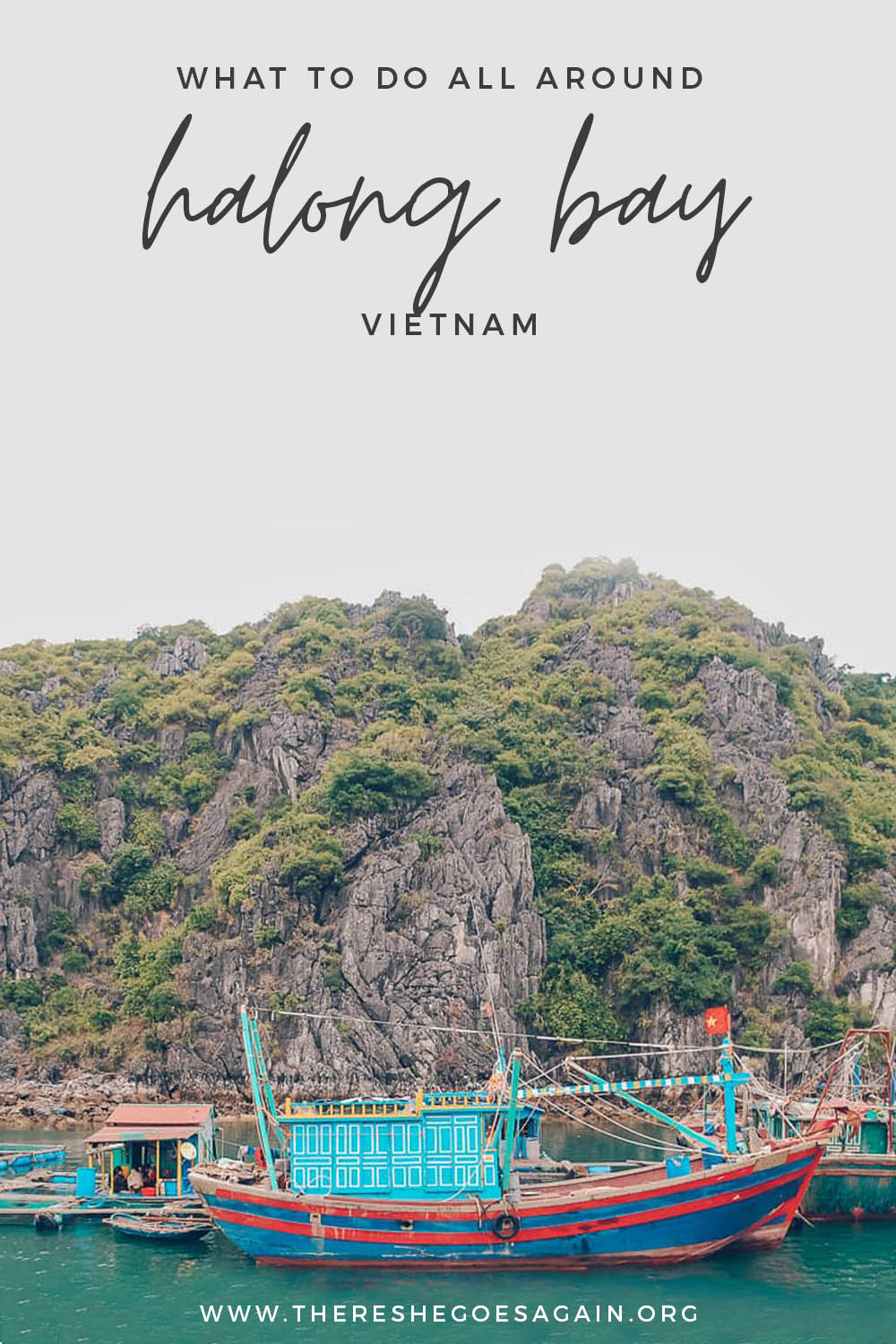 What to do in Halong Bay from Halong City to Cat Ba Island | halong cruise, quang ninh, vietnam travel