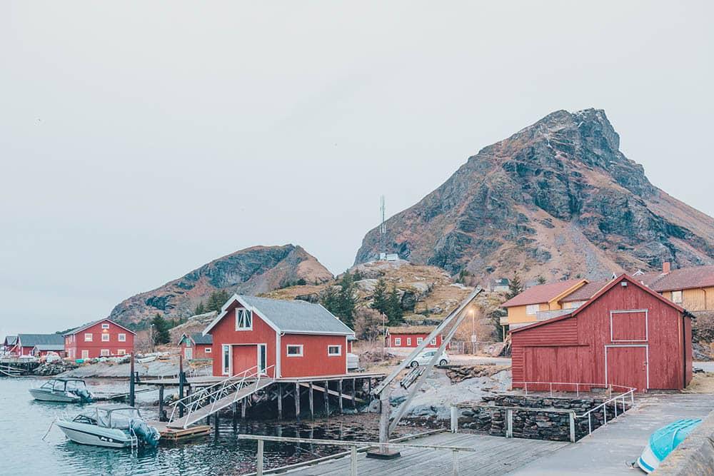 Helgeland Coast, Norway
