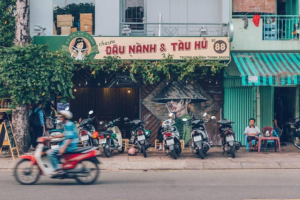 Binh Thanh, HCMC, Vietnam