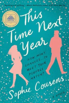 This Time Next Year by Sophie Cousens | 2021 Book Challenge