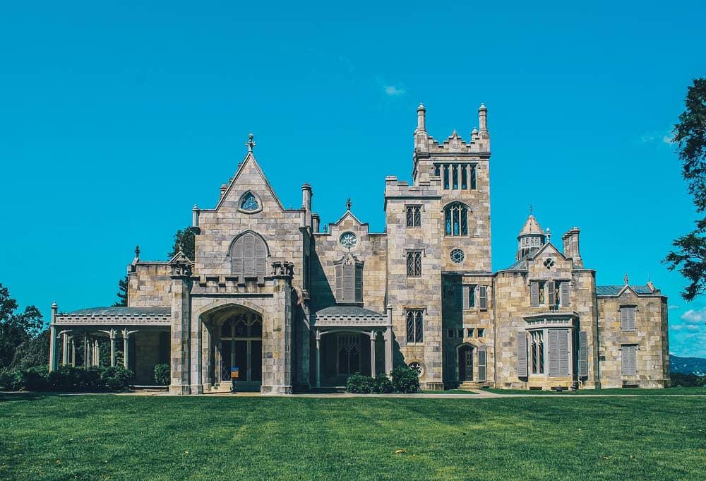 Lyndhurst Mansion, Castles in the US