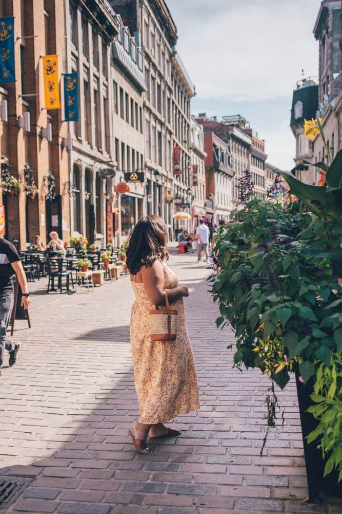 Vieux Port, Montreal, Quebec, Canada