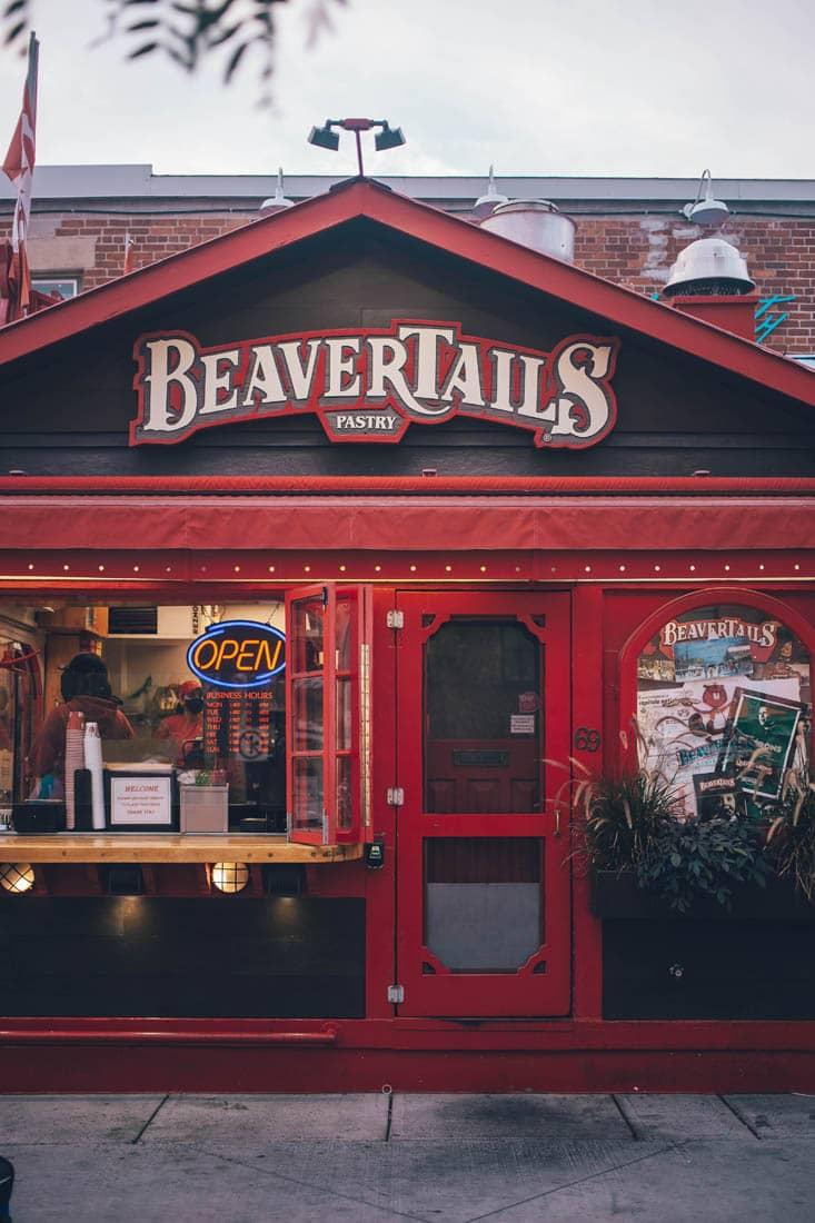 Beaver Tails, Ottawa, Canada