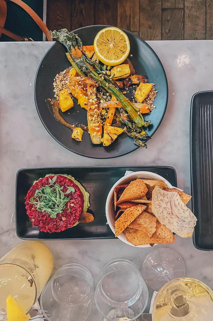 LOV Vegan Restaurant, Montreal, Quebec, Canada