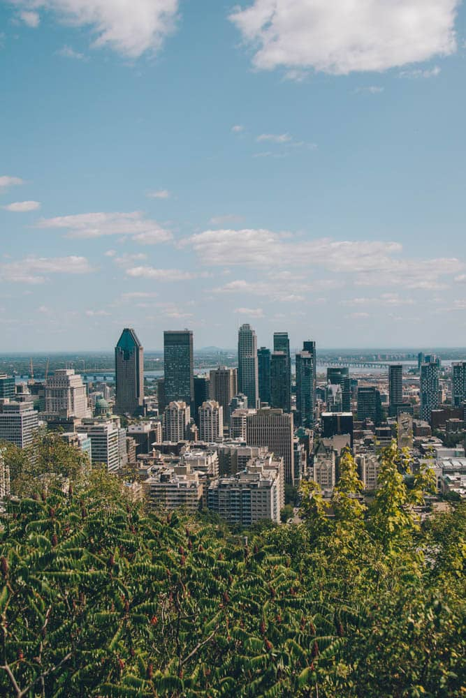 Mont Royal, Montreal, Canada