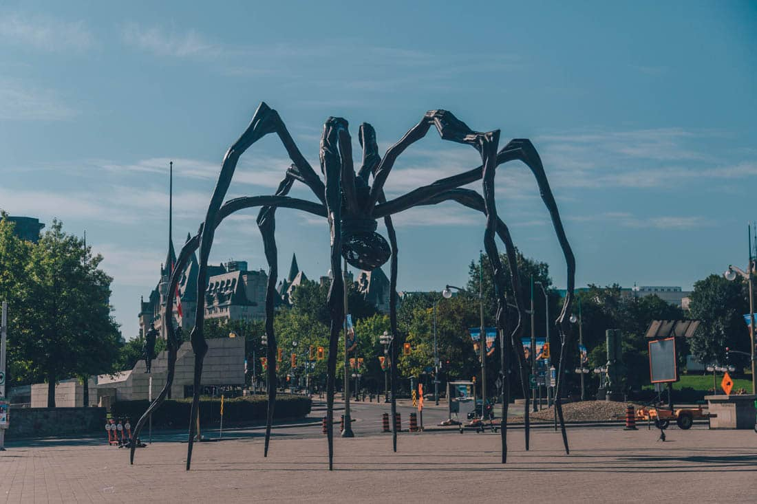Maman the Giant Spider, National Gallery of Canada, Ottawa