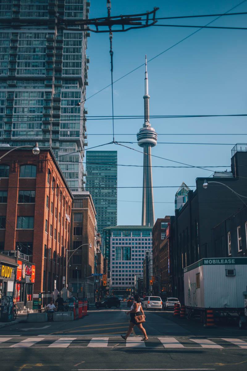 Queen Street, Toronto, Ontario, Canada