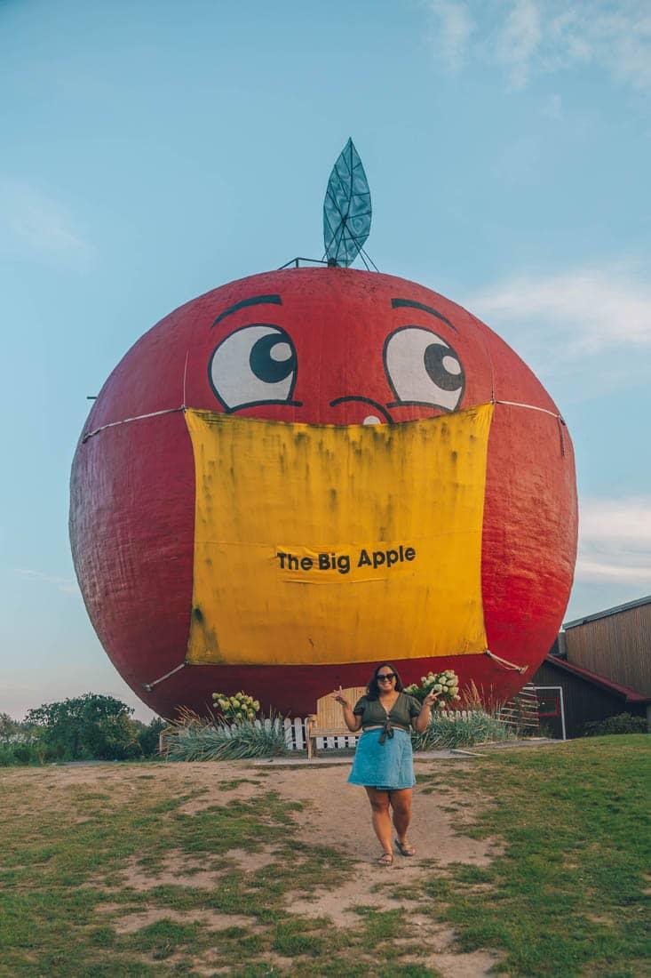 The Big Apple, Canada