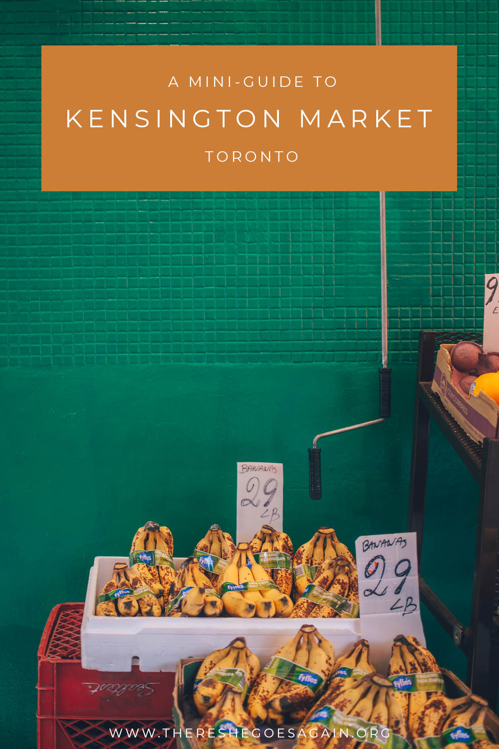 A guide to all the best things to do in Kensington Market, Toronto from where to eat, where to shop, and more |  #toronto, toronto travel, canada travel
