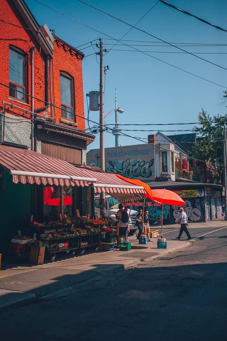 Kensington Market, Toronto, Canada