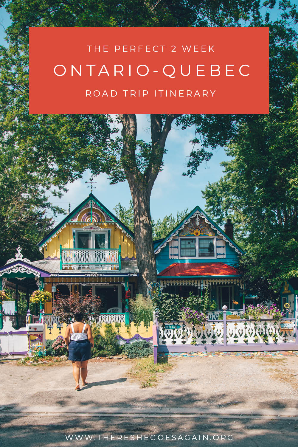 How to do a road trip in Quebec and Ontario, Canada! | canada travel