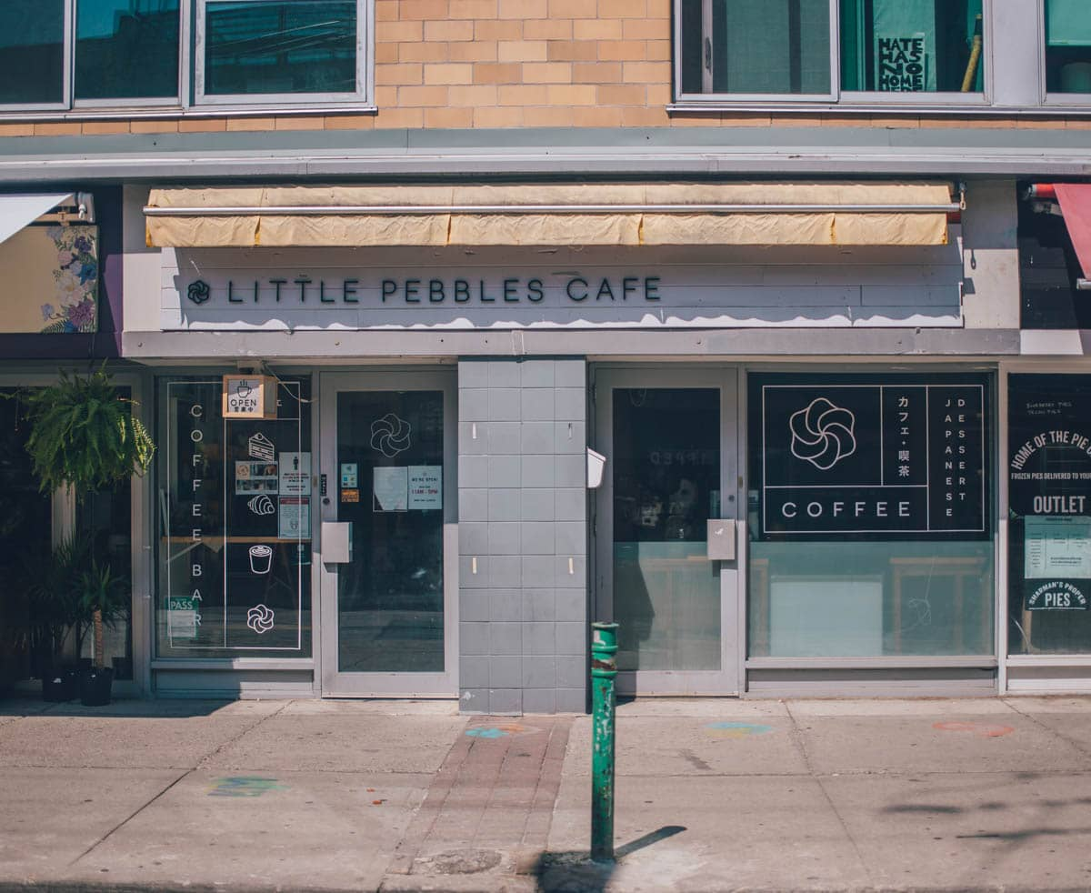 Little Pebbles Cafe, Kensington Market, Toronto, Ontario, Canada