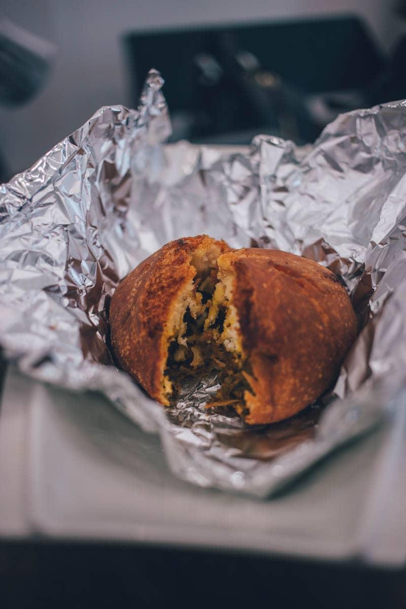 Rasta Pasta, Kensington Market, Toronto, Ontario, Canada