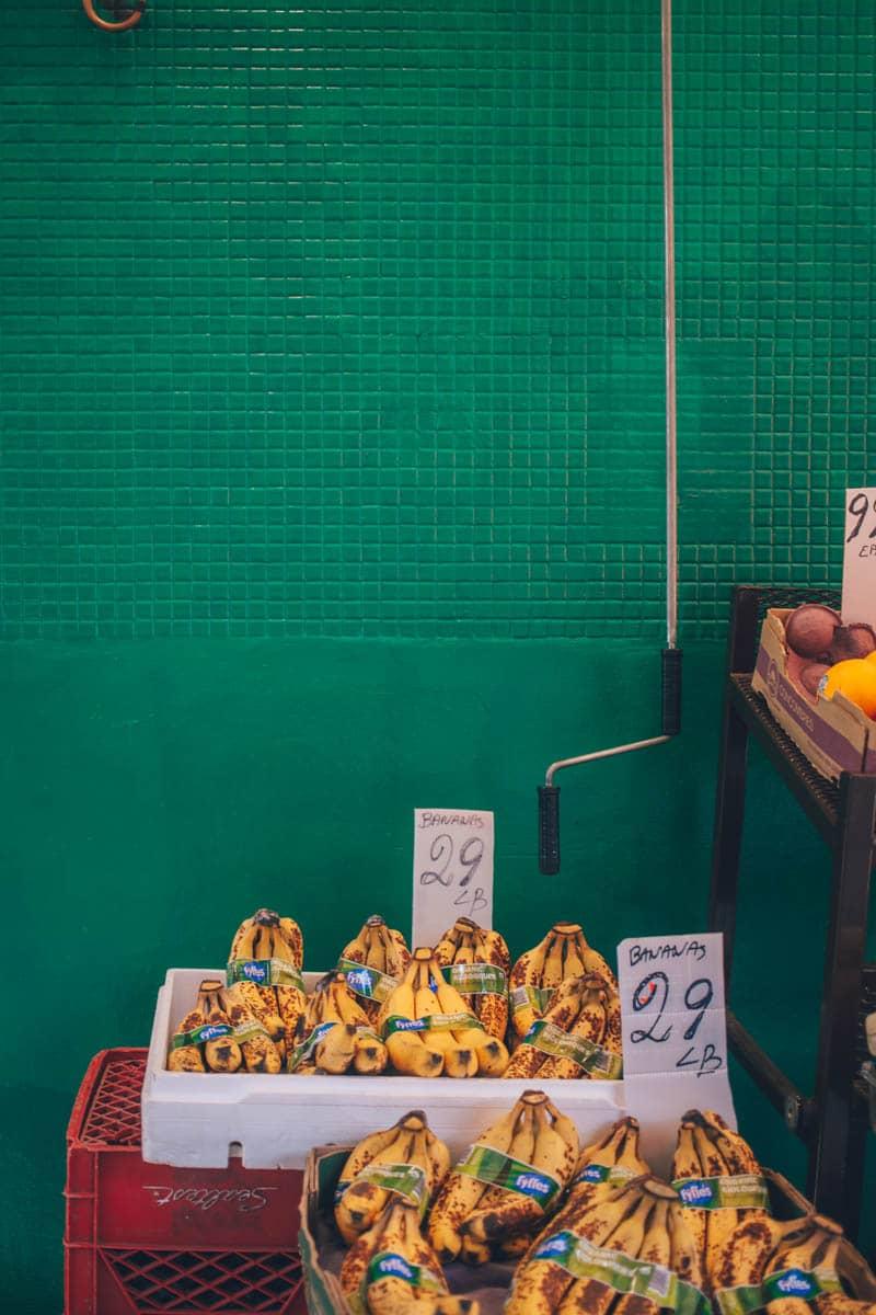 Groceries, Kensington Market, Toronto, Ontario, Canada