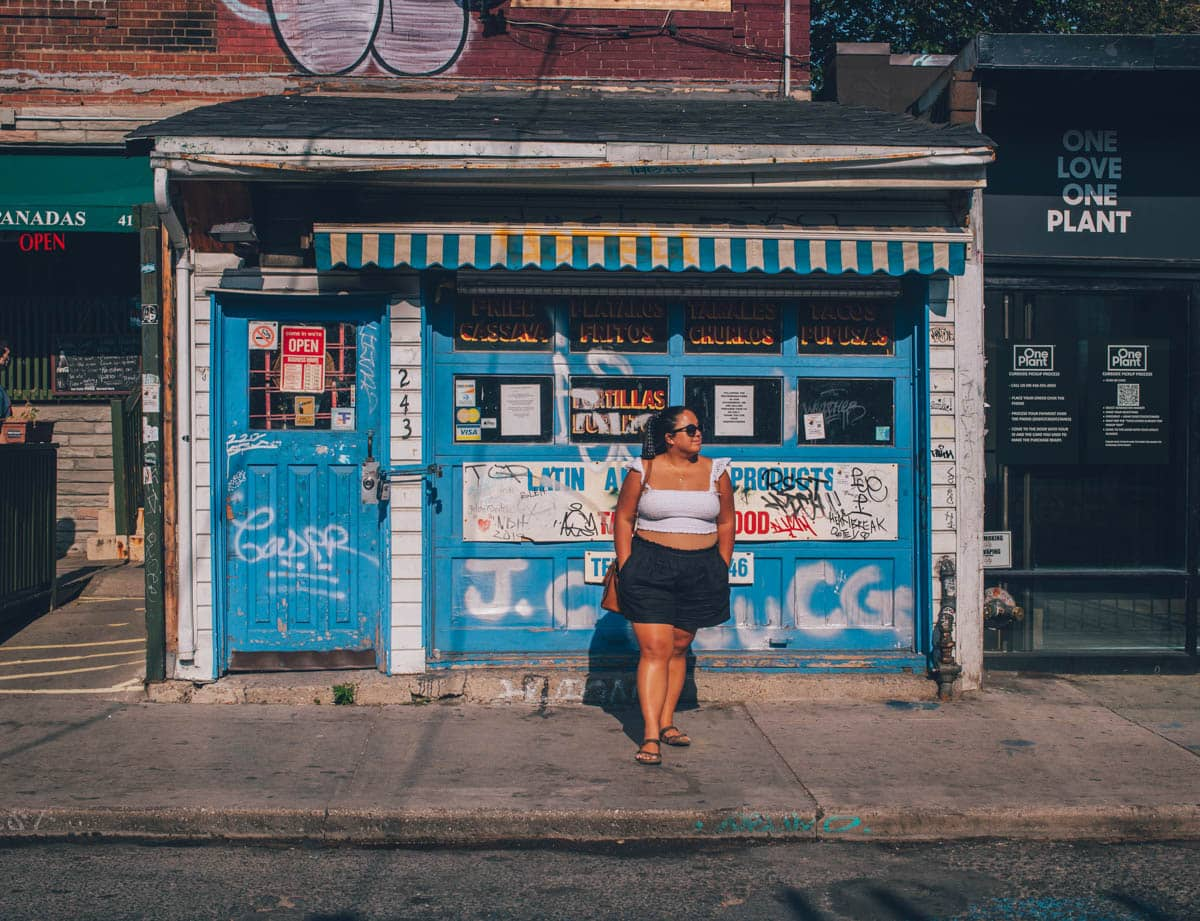 Kensington Market, Toronto, Ontario, Canada